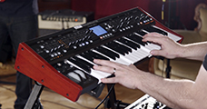 JD73 plays the Behringer DM12